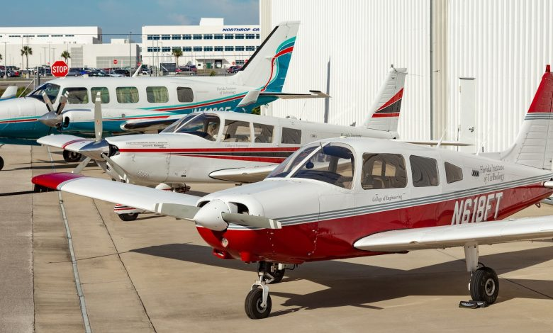 Photo of Florida Tech Flight Test Engineering Program Soars During Busy Summer