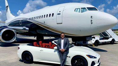 Photo of Florida Tech Alumnus Donates Prize-Winning Unmanned Aircraft